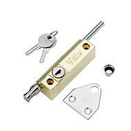 Door bolt (L) 82mm