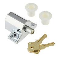 Patio door lock (L) 49mm