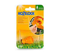 Hozelock Yellow Hose pipe connector (W)90mm