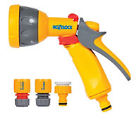 Hozelock Grey, red & yellow Multi spray starter set