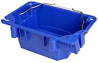 Werner Blue Plastic Bucket