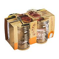 Kilner Storage jar, Set 4