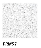 Prismatics White & grey Stone effect Tile