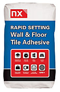 NX Rapid set No Floor & wall adhesive, Grey