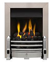 Dimplex Whitsbury Chrome Gas Fire