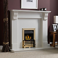 Dimplex Whitsbury Brass Gas Fire