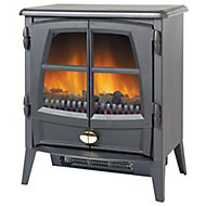 Dimplex Jazz Black Electric Stove
