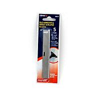 Vitrex Floor scraper blade, Pack of 5