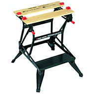 Black & Decker Workmate Foldable Workbench, (W)170mm