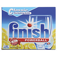 Finish Unscented Dishwasher tablets