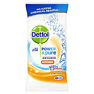 Dettol Kitchen Cleaning wipes, pack of 80