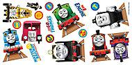 Fun4Walls Thomas & friends Multicolour Self-adhesive Wall sticker