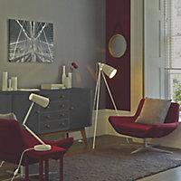 New York bridge Mono Canvas art (H)600mm (W)800mm