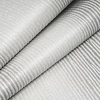 Graham & Brown Valentino Striped Glitter effect Textured Wallpaper