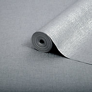 Boutique Sieta Ice Metallic effect Embossed Wallpaper
