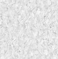 Boutique Grey Marble Metallic effect Wallpaper