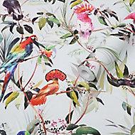 Graham & Brown Superfresco Easy Multicolour Tropical Smooth Wallpaper