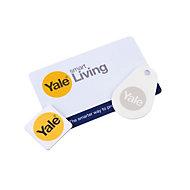 Yale Smart Living Wireless Key card & tags, Set of 3