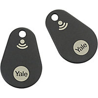 Yale AC-RFIDTAG Intruder alarm tag,, Pack of 2