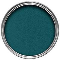 Hammerite Dark green Hammered effect Metal paint 750 ml