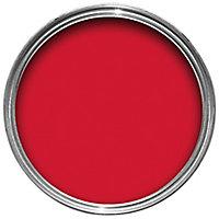 Hammerite Gloss red High sheen Garage door paint, 0.75L