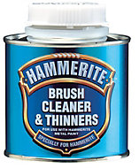 Hammerite Brush cleaner & thinners 0.25L