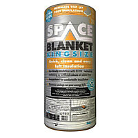 Knauf Space Blanket Loft insulation roll, (L)4m (W)1.14m (T)200mm