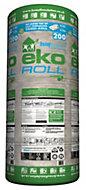 Knauf Eko Roll Loft insulation roll, (L)4.83m (W)1.14 m (T)200mm