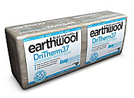 Knauf Earthwool Wool Cavity slab (L)1.2m (W)0.46m (T)100mm, Pack of 8
