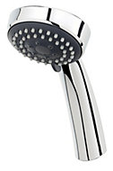 Triton 3 Spray Chrome effect Shower head