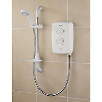 Triton T70GSI White Electric shower, 10.5 kW