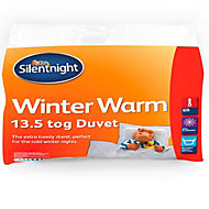 Silentnight 13.5 tog Winter warm Single Duvet