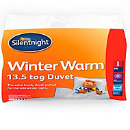 Silentnight 13.5 tog Winter warm Single Duvet
