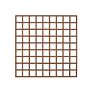 Wooden Square Trellis (H)1.83m(W)1.83m, Pack of 3