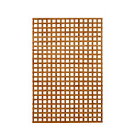 Wooden Rectangle Trellis (H)1.83m(W)1.22m, Pack of 5