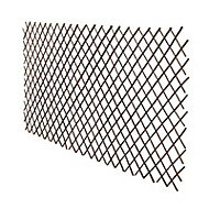Wooden Expanding Trellis (H)1.8m(W)0.9m, Pack of 3