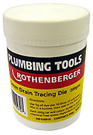 Rothenberger Drain tracing dye 200 g