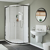 Mira Sport White Electric Shower, 7.5kW