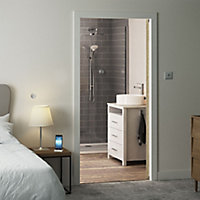 Mira Mode Dual Pumped Rear fed Chrome effect Thermostatic Digital mixer Shower