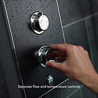 Mira Decor White Electric shower, 8.5 kW