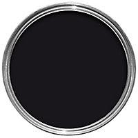 Rust-Oleum Black Matt Magnetic Chalkboard paint, 0.75L
