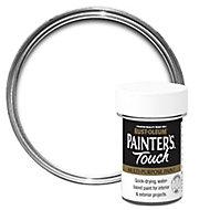 Rust-Oleum Painter's touch White Matt Multi-surface paint, 0.02L