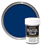 Rust-Oleum Painter's touch Dark blue Gloss Multi-surface paint, 0.02L