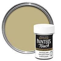 Rust-Oleum Painter's touch Gold effect Multi-surface paint, 0.02L