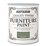 Rust-Oleum Bramwell Chalky effect Matt Furniture paint, 0.75L