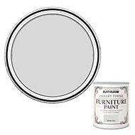 Rust-Oleum Winter grey Chalky Matt Furniture paint 750 ml