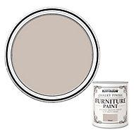 Rust-Oleum Hessian Flat matt Furniture paint, 0.75L