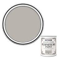 Rust-Oleum Flint Flat matt Furniture paint, 0.75L