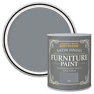 Rust-Oleum Slate Satin Furniture paint 750 ml