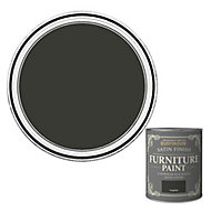 Rust-Oleum Graphite Satin Furniture paint, 0.75L